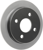 DRAG 1710-1907 Stainless Steel Drilled Brake Rotors